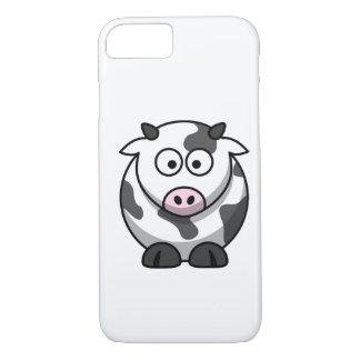 cartoon Moo Cow iPhone 7 Case