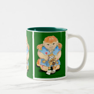 Cartoon Mug - Intensive Claire
