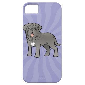 Cartoon Neapolitan Mastiff iPhone 5 Cover
