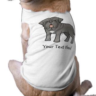 Cartoon Neapolitan Mastiff Shirt