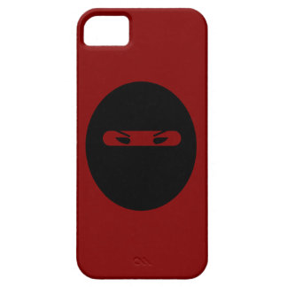 Cartoon Ninja Barely There iPhone 5 Case