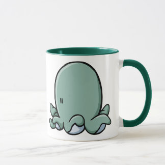 Cartoon Octopus Mug