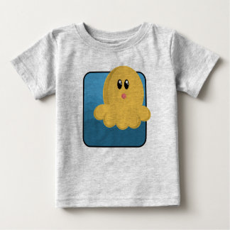 Cartoon Octopus Tee Shirts