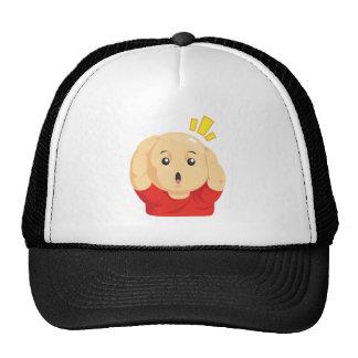 Cartoon of Funny Bald Cap