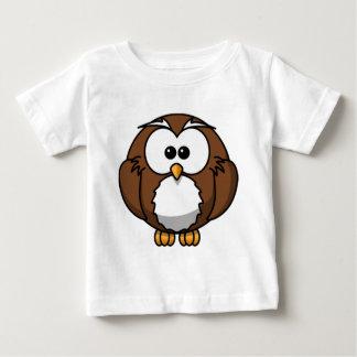 Cartoon Owl Tee