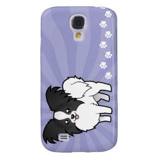 Cartoon Papillon Galaxy S4 Case