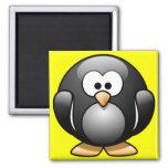 Cartoon Penguin Magnets