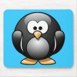 Cartoon Penguin Mousepads