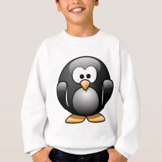 Cartoon Penguin Sweatshirt