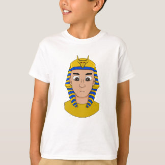 Cartoon pharaoh T-shirt