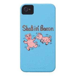 Cartoon Pigs iPhone 4 Cases