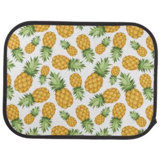 Cartoon Pineapple Pattern Car Mat