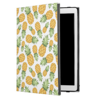 "Cartoon Pineapple Pattern iPad Pro 12.9"" Case"