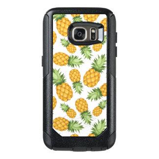 Cartoon Pineapple Pattern OtterBox Samsung Galaxy S7 Case