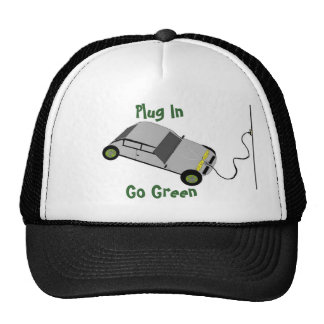Cartoon Plug In Car Cap