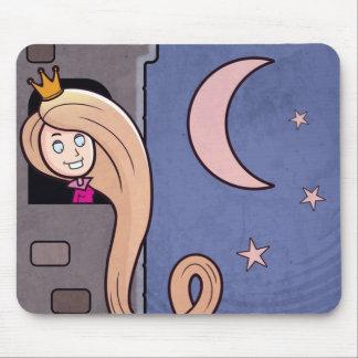 Cartoon Princess Mousepad