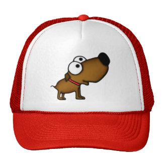 Cartoon Puppy Mesh Hat