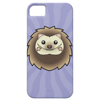 Cartoon Pygmy Hedgehog iPhone 5 Cases