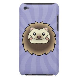Cartoon Pygmy Hedgehog iPod Case-Mate Case