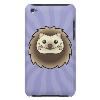 Cartoon Pygmy Hedgehog iPod Touch Case-Mate Case
