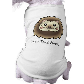 Cartoon Pygmy Hedgehog Shirt