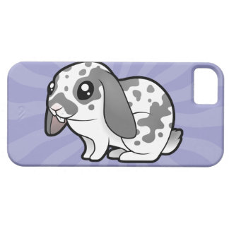 Cartoon Rabbit (floppy ear smooth hair) Barely There iPhone 5 Case