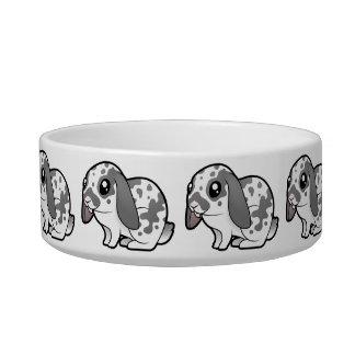 Cartoon Rabbit (floppy ear smooth hair) Bowl