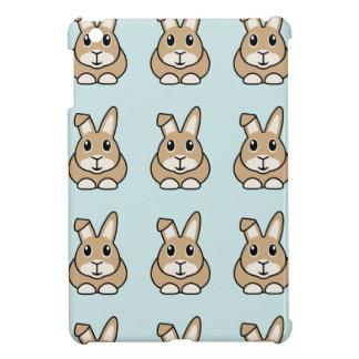 Cartoon Rabbit iPad Mini Case