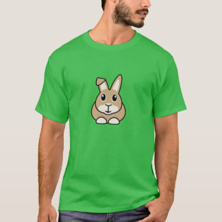 Cartoon Rabbit Men's T-Shirt