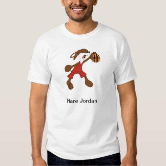 Cartoon Rabbit Michael Jordan Fan T-shirt