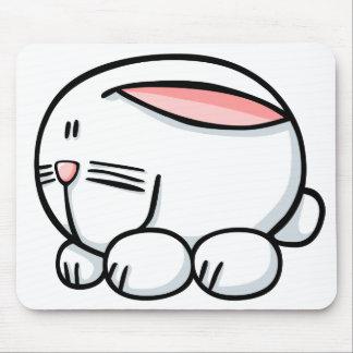 Cartoon Rabbit Mouse Mats