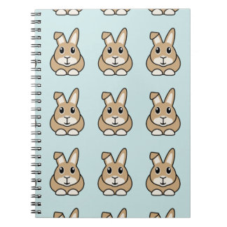 Cartoon Rabbit Notebook