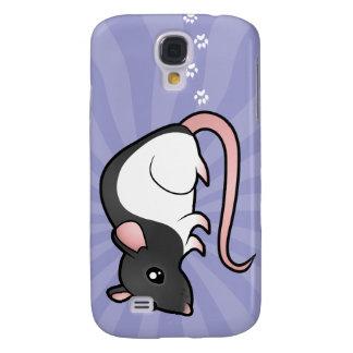 Cartoon Rat Galaxy S4 Case
