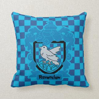 Cartoon Ravenclaw Crest Cushion