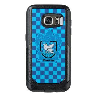 Cartoon Ravenclaw Crest OtterBox Samsung Galaxy S7 Case