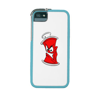 Cartoon Red Spray Paint Can iPhone 5/5S Case