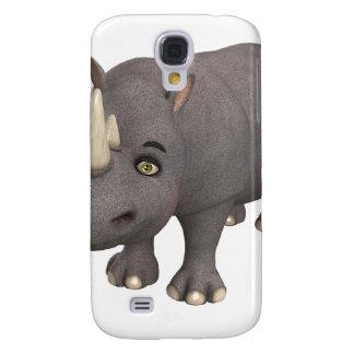 Cartoon Rhino HTC Vivid / Raider 4G Case
