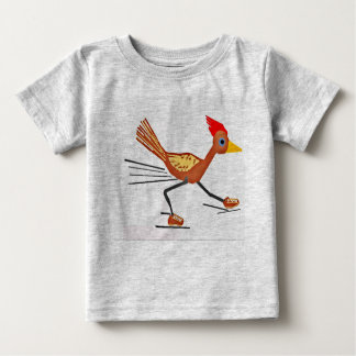 Cartoon Roadrunner Baby T-Shirt