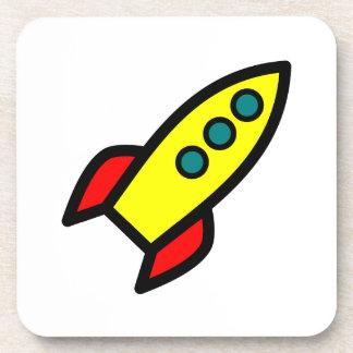 Cartoon Rocket Coaster