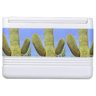 Cartoon Saguaro Igloo Can Cooler Igloo Cool Box