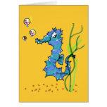 Cartoon Seahorse Cute