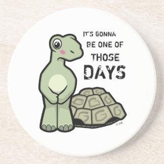 Cartoon Shell-less Tortoise Coasters