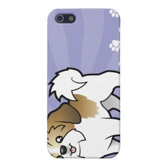 Cartoon Shih Tzu (puppy cut) iPhone 5/5S Case