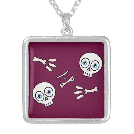 Cartoon Skeleton Custom Jewelry