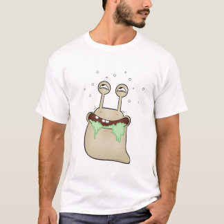 cartoon slug T-Shirt