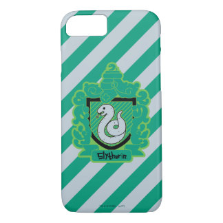 Cartoon Slytherin Crest iPhone 8/7 Case