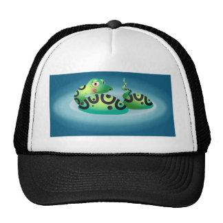 cartoon snake cap