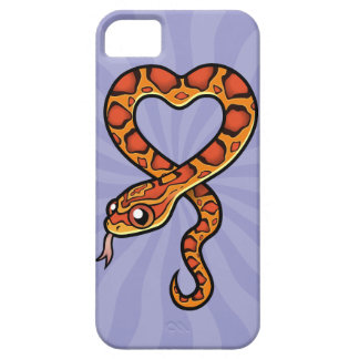 Cartoon Snake Case For The iPhone 5
