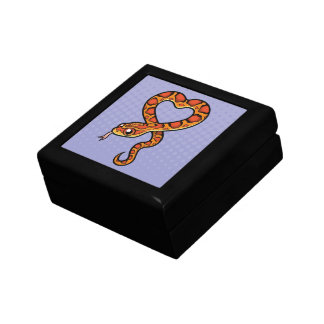 Cartoon Snake Gift Box