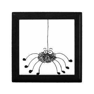 Cartoon Spider Gift Box